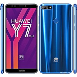 HUAWEI Y7 (2018) DUAL SIM BLUE MOBILE PHONE