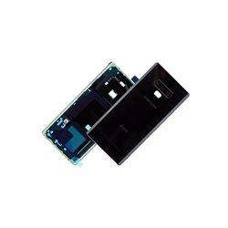 Back glass N960 Black, SAMSUNG GALAXY NOTE 9