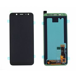 SVC LCD ASSY-OCTA(BLK) - SM-A600FN/DS