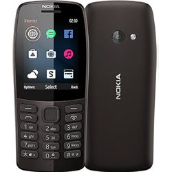 NOKIA 210(2019) DUAL SIM BLACK MOBILE PHONE