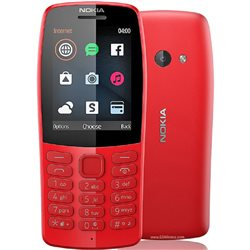 NOKIA 210(2019) DUAL SIM RED MOBILE PHONE
