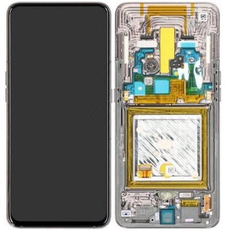 SVC ASSY SMT-LCD(E/ZK)SM-A805F BLACK