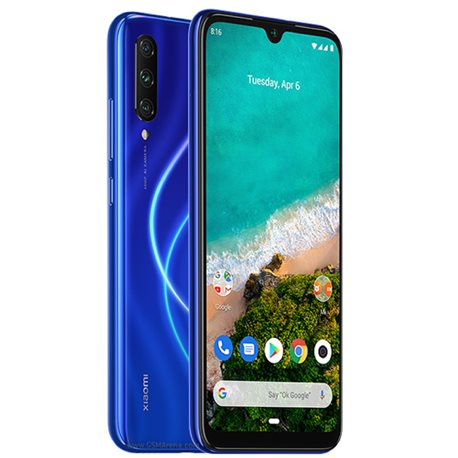 XIAOMI Mi A3 DUAL 4GB/64GB BLUE MOBILE PHONE
