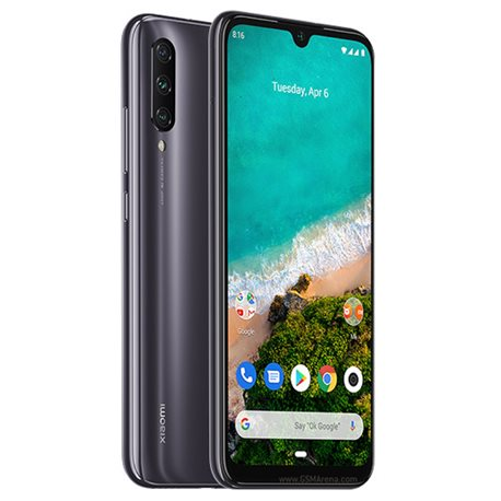 XIAOMI Mi A3 DUAL 4GB/128GB GRAY MOBILE PHONE