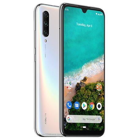 XIAOMI Mi A3 DUAL 4GB/128GB WHITE MOBILE PHONE