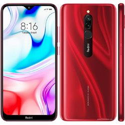 XIAOMI REDMi 8 DUAL 3GB/32GB RUBY RED MOBILE PHONE