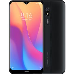 XIAOMI REDMi 8A DUAL 2GB/32GB BLACK MOBILE PHONE