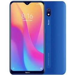 XIAOMI REDMi 8A DUAL 2GB/32GB BLUE MOBILE PHONE