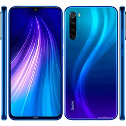 XIAOMI REDMi NOTE 8 DUAL 4GB/128GB NEPTUNE BLUE MOBILE PHONE
