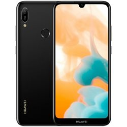 HUAWEI Y6 (2019) DUAL SIM BLACK MOBILE PHONE
