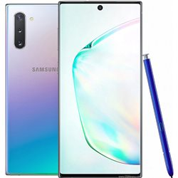 SAMSUNG GALAXY NOTE 10 DUAL N970 256GB AURA GLOW MOBILE PHONE