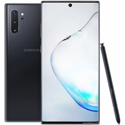 SAMSUNG GALAXY NOTE 10+ DUAL N975 256GB AURA BLACK MOBILE PHONE