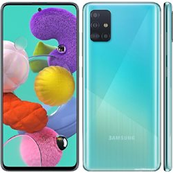 SAMSUNG GALAXY A515/A51(2019) DUAL SIM 128GB BLUE MOBILE PHONE
