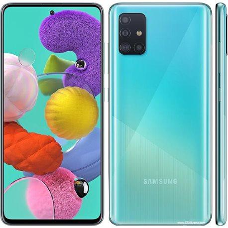 SAMSUNG GALAXY A515/A51(2019) DUAL SIM 128GB BLUE MOBILE PHONE