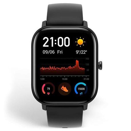 XIAOMI AMAZFIT GTS Smart Watch Obsidian Black