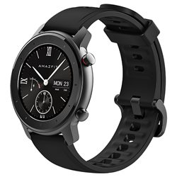 XIAOMI AMAZFIT GTR 47mm Smart Watch Aluminium Alloy Black