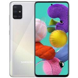 SAMSUNG GALAXY A715/A71(2019) DUAL SIM 128GB SILVER MOBILE PHONE