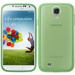 EF-PI950BGEGWW Case for Galaxy S IV silicon case cover for Samsung Galaxy S IV Green (Protective Cov