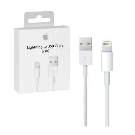 DATA CABLE (2m) MD819ZM/A FOR IPHONE APPLE ORIGINAL