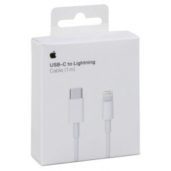 LIGHTNING TO USB-C DATA CABLE MQGJ2ZM/A (1M) APPLE ORIGINAL
