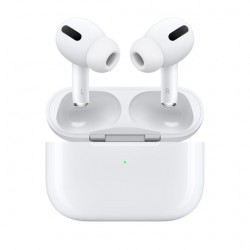 APPLE AIRPODS PRO WITH WIRELESS CHARGING CASE, BLUETOOTH HANDSFREE WHITE