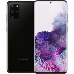 SAMSUNG GALAXY S20+ ,G985 DUAL SIM BLACK MOBILE PHONE