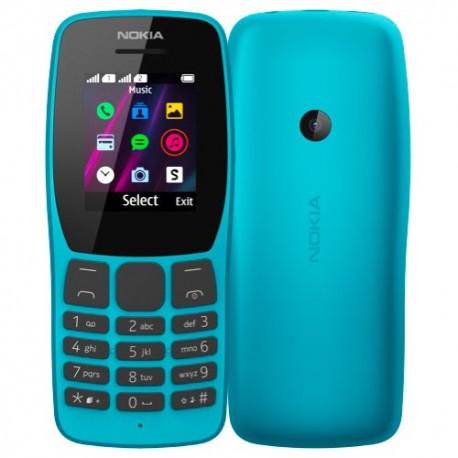 NOKIA 110 DUAL SIM BLUE MOBILE PHONE