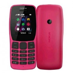 NOKIA 110 DUAL SIM PINK MOBILE PHONE
