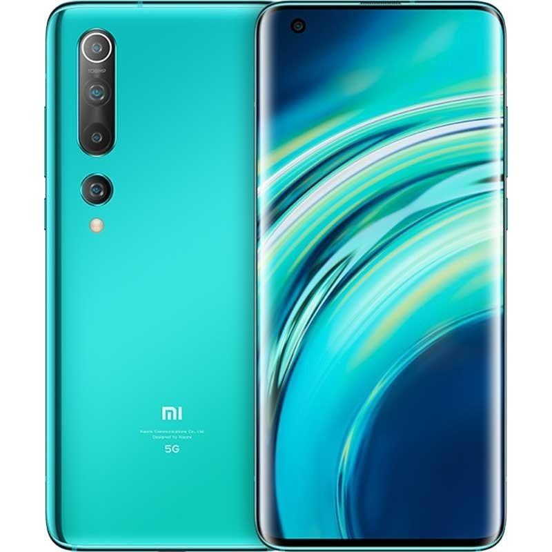 XIAOMI Mi 10 DUAL 8GB\/256GB GREEN MOBILE PHONE - MegaTeL