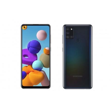 SAMSUNG GALAXY A21s 3/32GB (A217) DUAL SIM BLACK MOBILE PHONE