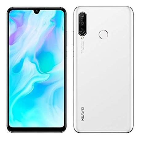 HUAWEI P30lite DS 4/128GB WHITE MOBILE PHONE