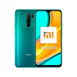XIAOMI REDMi 9 DUAL 2GB/32GB GREEN MOBILE PHONE
