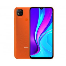 XIAOMI REDMi 9C DS 3/64GB ORANGE MOBILE PHONE