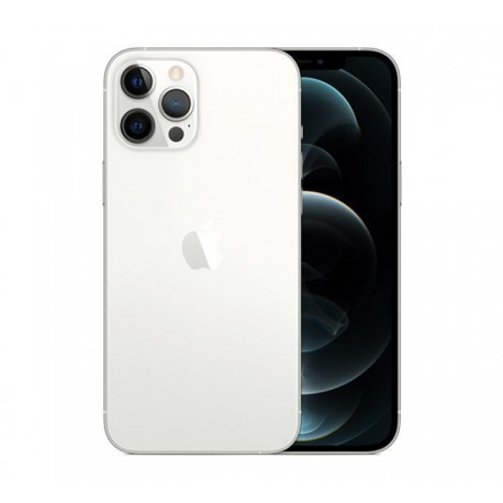 APPLE IPHONE 12 PRO 128GB SILVER, NEVER LOCKED
