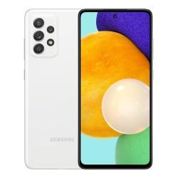 SAMSUNG A525 GALAXY A52 5G 4/128GB DS WHITE MOBILE PHONE