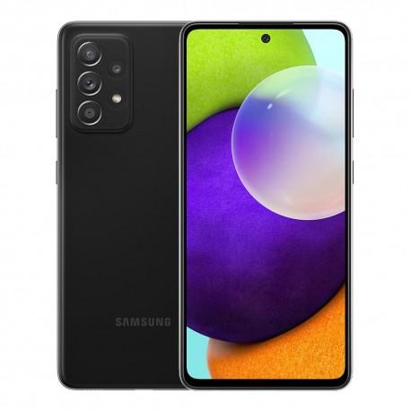SAMSUNG A526 GALAXY A52 5G 6/256GB DS BLACK MOBILE PHONE