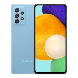 SAMSUNG A526 GALAXY A52 5G 6/256GB DS BLUE MOBILE PHONE