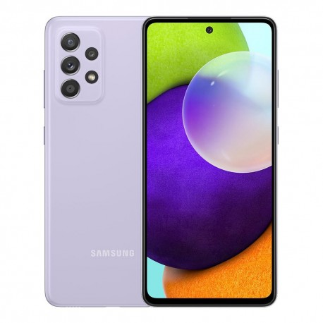 SAMSUNG A526 GALAXY A52 5G 6/256GB DS VIOLET MOBILE PHONE
