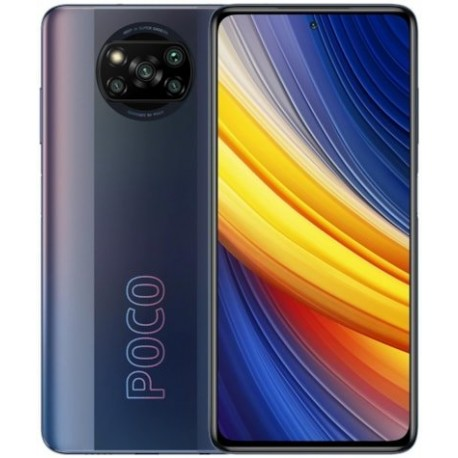 XIAOMI POCO X3 PRO DUAL 6GB/128GB BLACK MOBILE PHONE