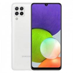 SAMSUNG A226 GALAXY A22 5G 4/128GB DS WHITE MOBILE PHONE