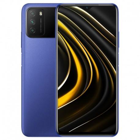 XIAOMI POCO M3 DS 4GB/64GB BLUE MOBILE PHONE