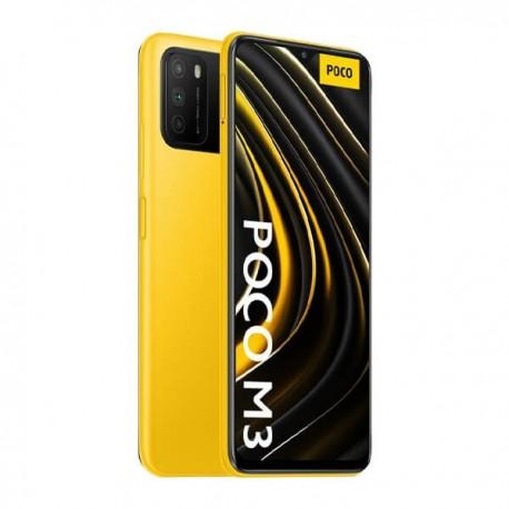 XIAOMI POCO M3 DS 4GB/64GB YELLOW MOBILE PHONE