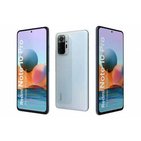 XIAOMI REDMi NOTE 10 PRO 6GB/64GB BLUE MOBILE PHONE