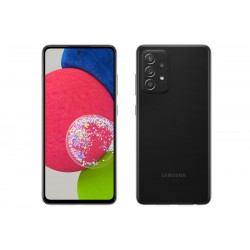 SAMSUNG A528 GALAXY A52s 5G 6/128GB DS BLACK MOBILE PHONE