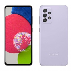 SAMSUNG A528 GALAXY A52s 5G 6/128GB DS VIOLET MOBILE PHONE