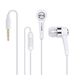 STEREO HANDS FREE EHS44FSWE WHITE 3.5mm SAMSUNG ORIGINAL