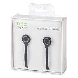 RC-E190 HTC STEREO TANGLE FREE HEADPHONES WHITE