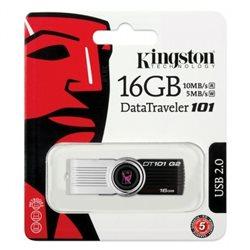KINGSTON USB FLASH DRIVE 16GB , DT101G2/16G