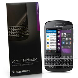 ACC-54982-201 SCREEN PROTECTOR Q10 BLACKBERRY 2 PACK