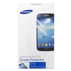 ET-FI950CTEGWW Screen protectors for Galaxy S IV (black)